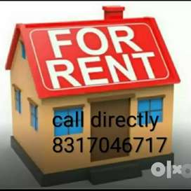 Flat/Rooms on rent.
