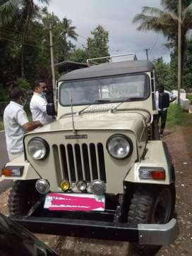 Mahindra Jeep 1997