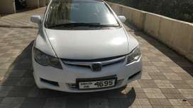 Honda Civic 2008 CNG & Hybrids Good Condition
