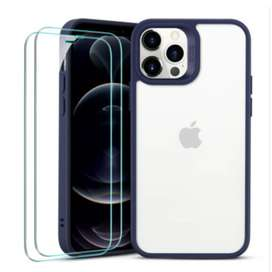 ESR iPhone 12 mini Case and Protector Set for Case With 2pcs Tempered