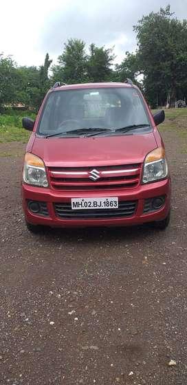 Maruti Suzuki Wagon R LXI CNG, 2009, Petrol