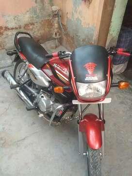 A modified bike
