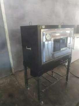 Oven Gas Roda Mas Type PL 8045