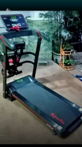 Delta fitness tredmil kyoto murah multifungsi