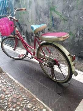 Sepeda Dewasa & Anak perempuan Merk Pacific