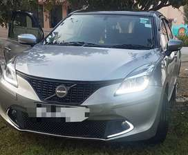 Baleno Alpha teachers top model car
