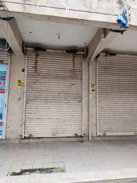 Road facing Shop ideal for office or any business,Vasai -7500