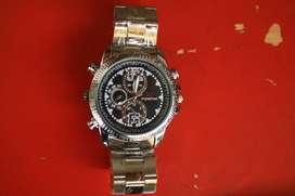 Spy Cam Watch 8Gb ( Kamera Jam Tangan)