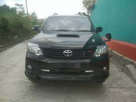 Toyota Fortuner G VNT TRD Manual 2015