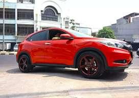 Honda HRV pakai velg hsr lugano R18x8-9 bisa kredit