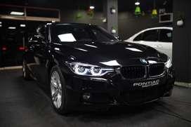 BMW 3 Series 320d M Sport, 2017, Diesel