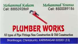 Plambar work