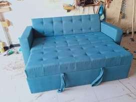 Double Bed Sofa Cumbed