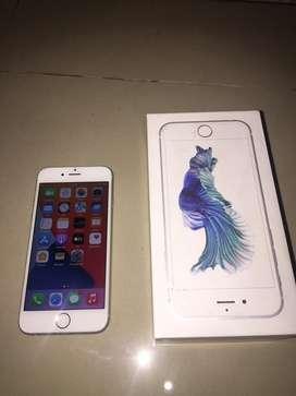 iphone 6s 16Gb gress lanjay murah no kendala