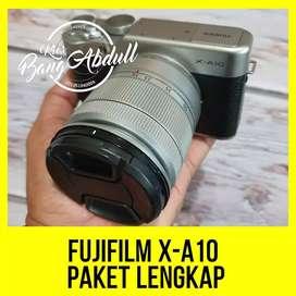 Fujifim x-a10 Paket
