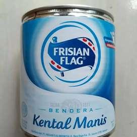 Susu kaleng frisian flag