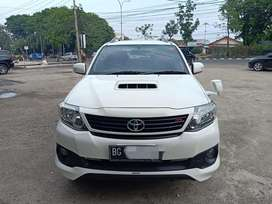 Fortuner G TRD 2015 nik 2014 diesel matic at km 35rb orisinil