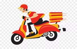 Urgently wanted food delivery boys for Vijayawada