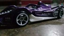 Allianz arena car