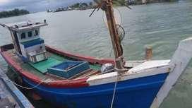 Jual boat pancing / wisata