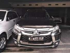 Mitsubishi pajero sport dakar