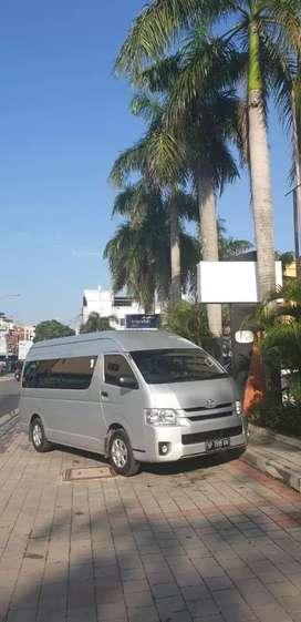 Rental Mobil Hi ace dan Bus