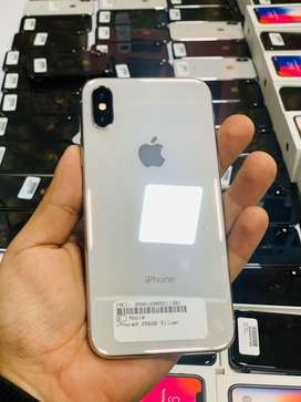 iPhone X 64Gb & 256Gb PTA approved more then 90% Battery Health