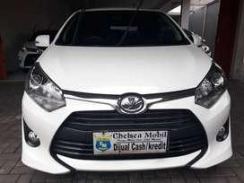 Toyota Agya G 1.2 Automatic Low Km Siap Pakai Antikkk