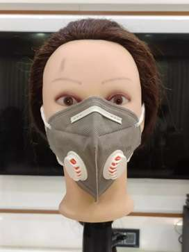 N95 mask with double filter