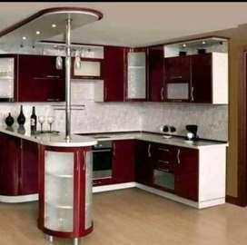 Juaal kitchen set dll harga murah