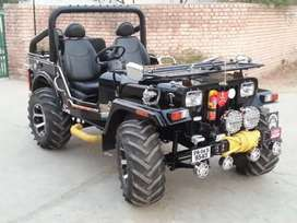 Open and closed body jeep ready oder