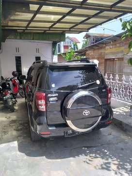 Toyota rush metic thn 2009