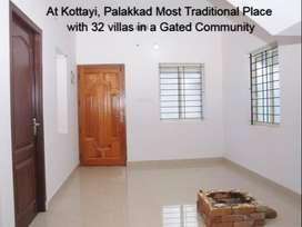 @ Kottayi -3BHK Affordable price Villa for Sale in Edathara, Palakkad