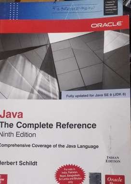 Book Java the complete reference