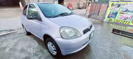 Toyota vitz 2004/07 light purple color