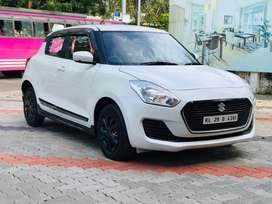 Maruti Suzuki Swift VDI AMT (Automatic), 2019, Diesel