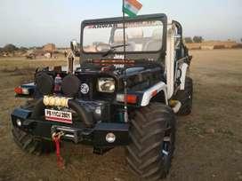 Panwar modifided jeep