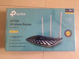 TP-LINK AC750 WIRELESS ROUTER