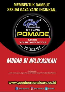 pomade good styling water based