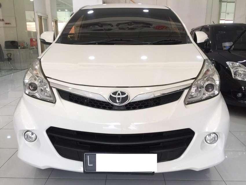 Toyota AVanza veloz 1.5 Automatic 2013 mulus terawat 0