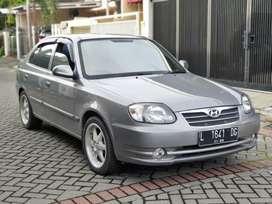 [ kredit dp 18jt ] Avega GX Manual 2011 Asli / 2010 Hyundai MT