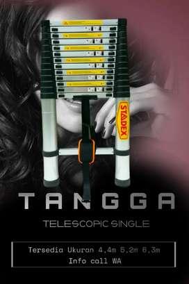 Tangga telkom single untuk pasang AC