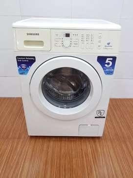 Samsung 5.5kg diamond drum front load washing machine