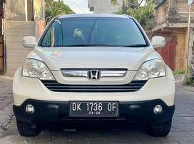 Honda new CRV 2008 Automatic Asli Bali 1 Tangan