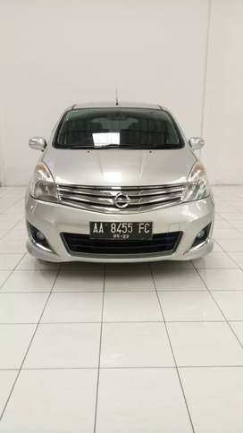 Grand Livina HWS matic 2012
