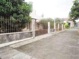 Tanah bonus bangunan rumah tegal rejo selatan sindupark