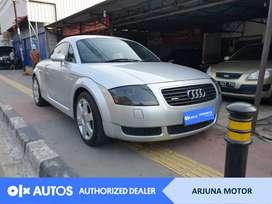 [OLX Autos] Audi TT 2001 1.8 M/T Bensin Silver #Arjuna Motor