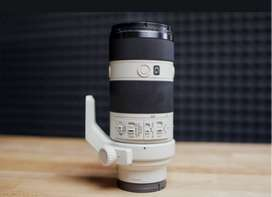 Sony 70-200mm F4 with no bill