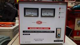 Stavolt/Stabilizer/AVR 3000VA - 3KVA OKI