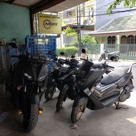 Dicari mekanik motor berpengalaman